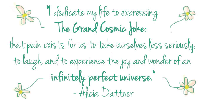 Grand Cosmic Joke Life Mission Statement
